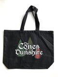 Cones of Dunshire Tote Bag - United State of Indiana: Indiana-Made T-Shirts and Gifts