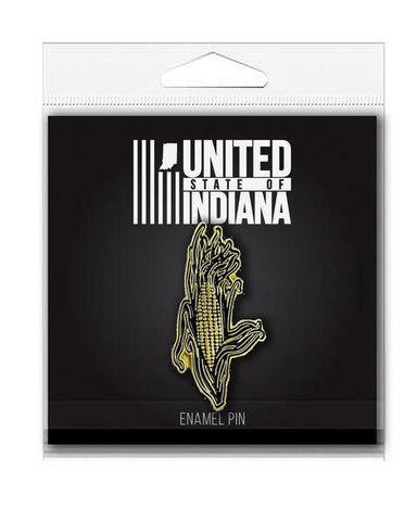 Indiana Sweet Corn Enamel Pin