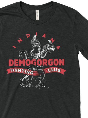 Demogorgon Hunting Club Tee