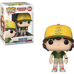 Dustin at Camp Funko Pop - United State of Indiana: Indiana-Made T-Shirts and Gifts
