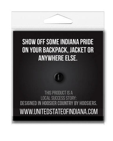 Pins / Buttons – United State of Indiana