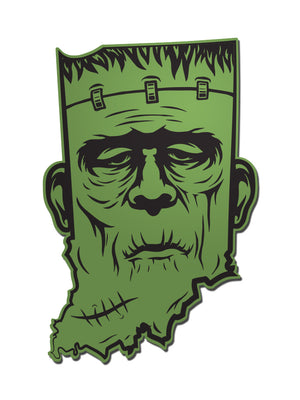 Frankenstate Sticker