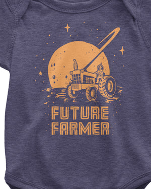 Future Farmer Onesie - United State of Indiana: Indiana-Made T-Shirts and Gifts
