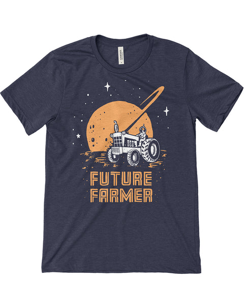 Future Farmer Tee - United State of Indiana: Indiana-Made T-Shirts and Gifts