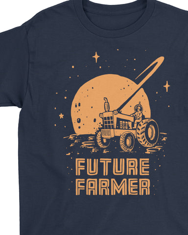 Future Farmer Youth Tee - United State of Indiana: Indiana-Made T-Shirts and Gifts