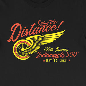 Going the Distance Indy 500® Tee