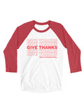 Have a Grateful Day Baseball Tee
