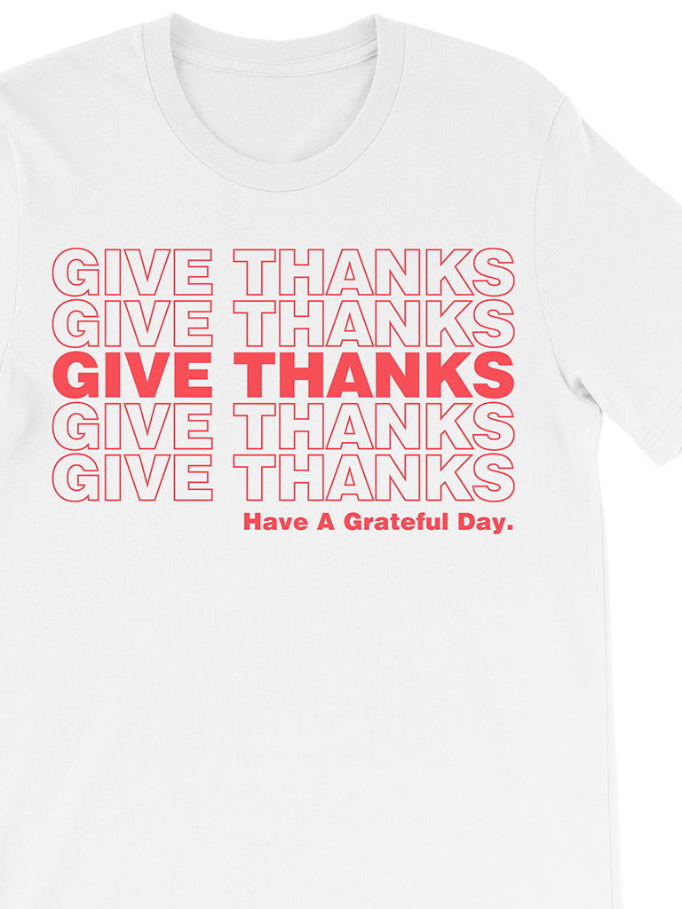 Have a Grateful Day Tee