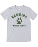 Hawkins Middle School Tee
