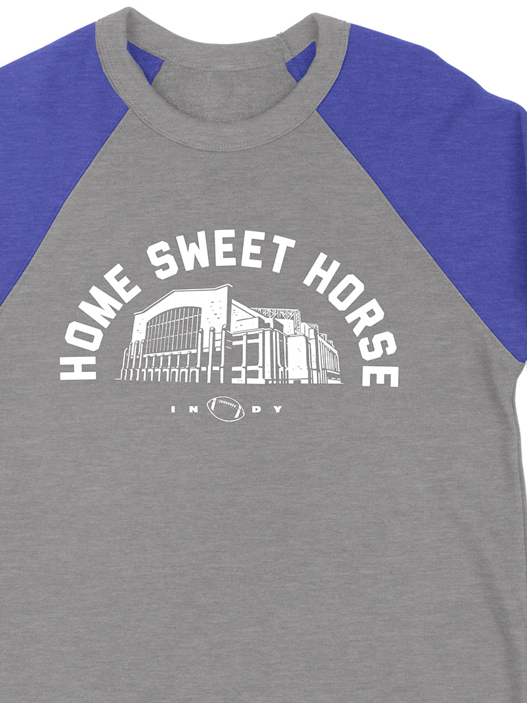 Home Sweet Horse Crewneck Sweatshirt