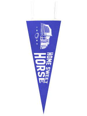Home Sweet Horse Pennant
