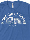 Home Sweet Horse Tee - United State of Indiana: Indiana-Made T-Shirts and Gifts