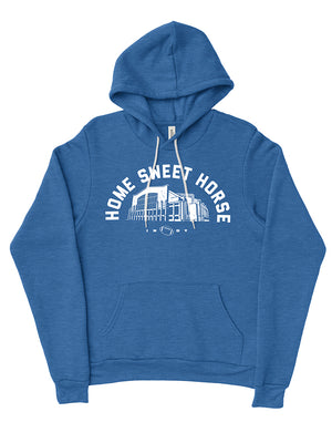 Home Sweet Horse Hoodie - United State of Indiana: Indiana-Made T-Shirts and Gifts