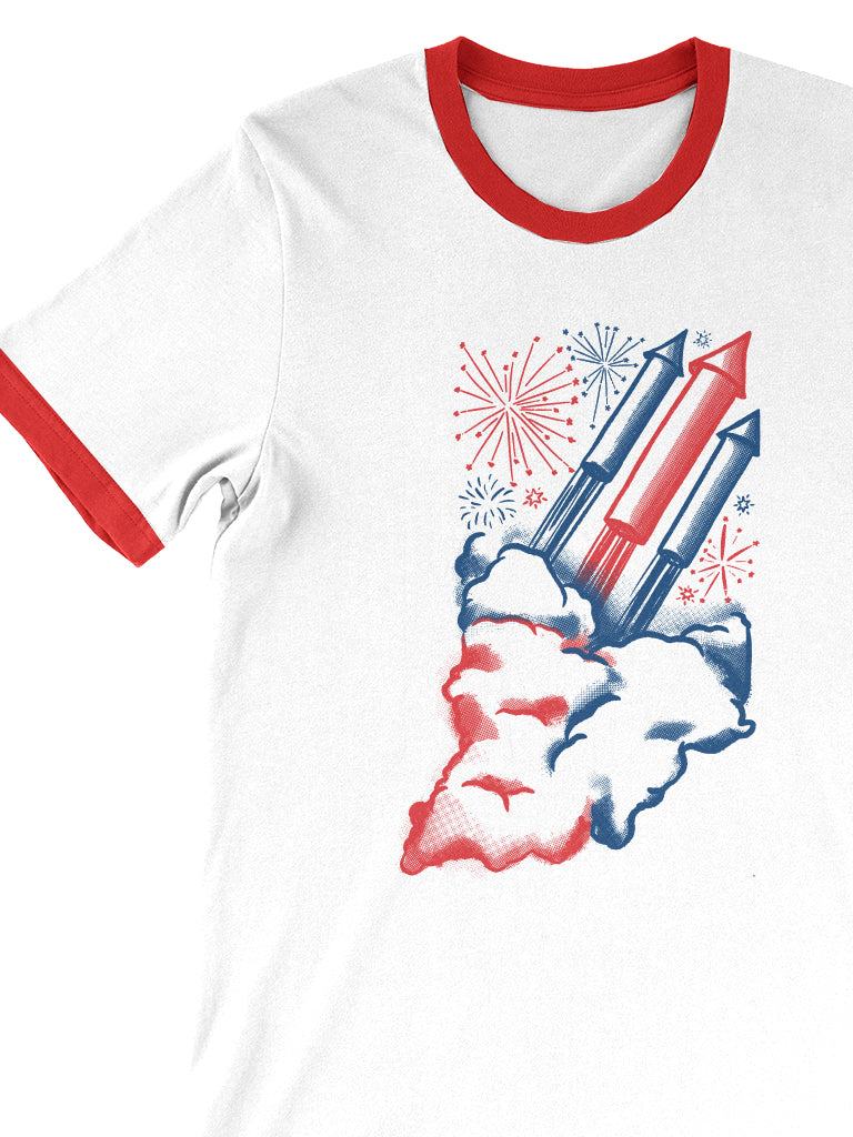 Indiana Independence Ringer Tee