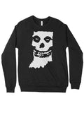 Hoosier Misfit Crewneck Sweatshirt - United State of Indiana: Indiana-Made T-Shirts and Gifts
