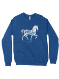 Horse, Of Course Crewneck Sweatshirt