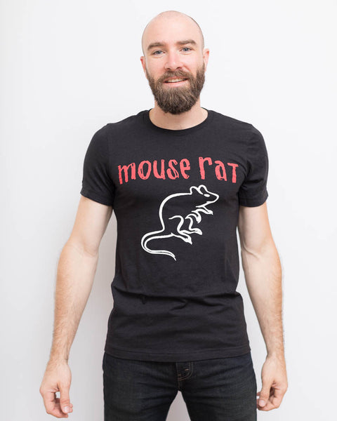 Mouse Rat Unisex Tee - United State of Indiana: Indiana-Made T-Shirts and Gifts