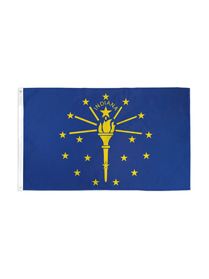 Indiana State Flag (2x3ft)