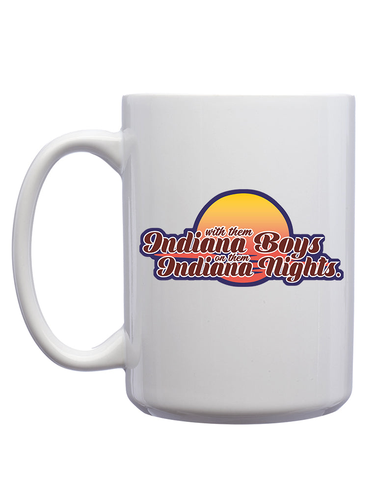Indiana Boys, Indiana Nights Mug - United State of Indiana: Indiana-Made T-Shirts and Gifts