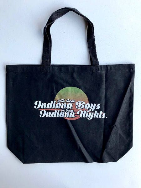 Indiana Boys Tote Bag - United State of Indiana: Indiana-Made T-Shirts and Gifts