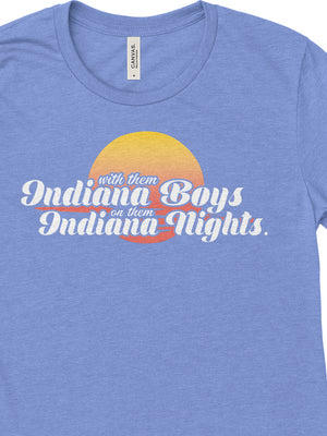 Indiana Boys Unisex Tee ***CLEARANCE*** - United State of Indiana: Indiana-Made T-Shirts and Gifts