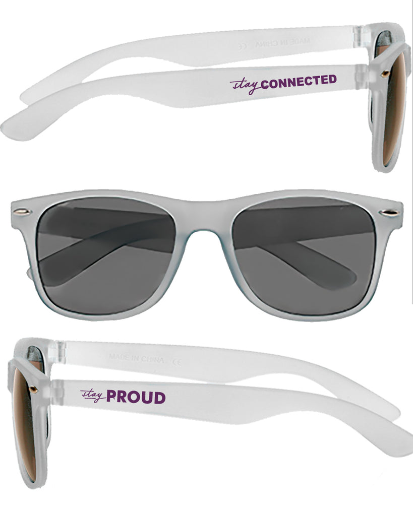 Stay Proud. Stay Connected. Sunglasses