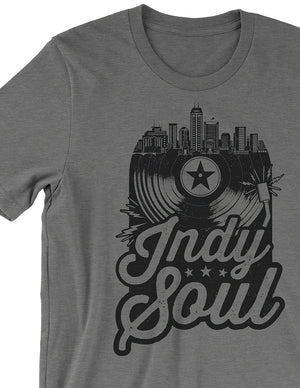 Indy Soul Tee - United State of Indiana: Indiana-Made T-Shirts and Gifts