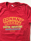 Johnny Karate Unisex Tee - United State of Indiana: Indiana-Made T-Shirts and Gifts