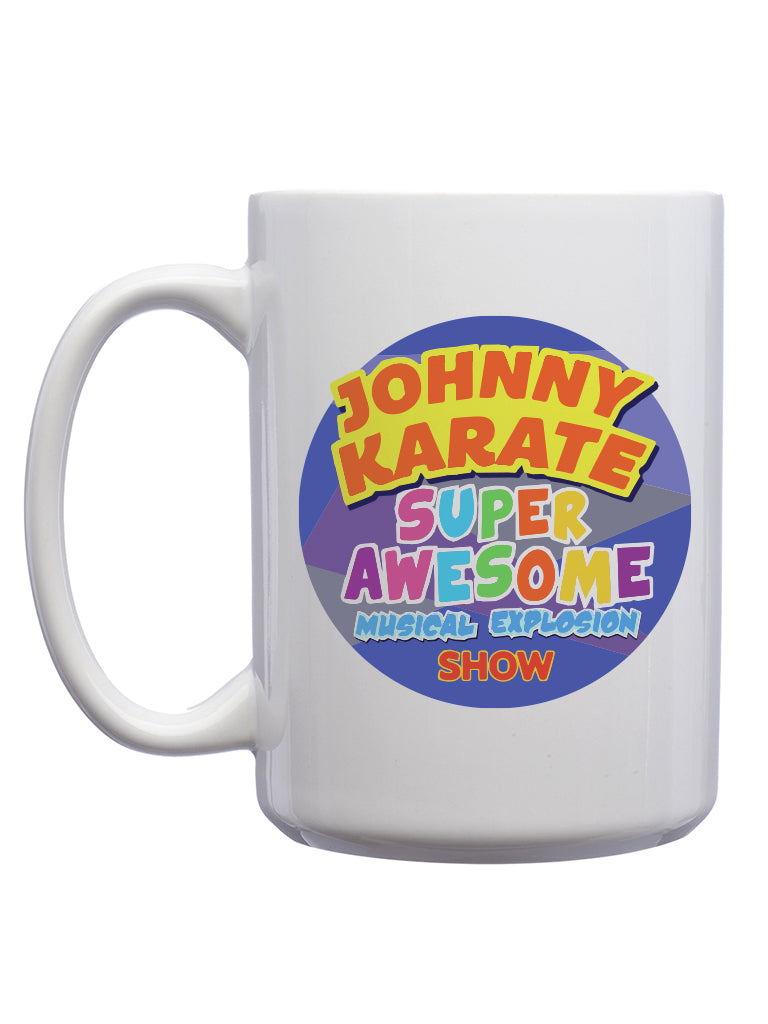 Johnny Karate Mug - United State of Indiana: Indiana-Made T-Shirts and Gifts