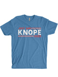 Vote Leslie Knope Unisex Tee - United State of Indiana: Indiana-Made T-Shirts and Gifts