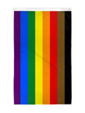 More Color, More Pride Flag 3x5ft Poly Flag