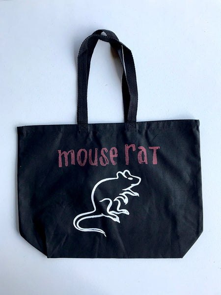 Mouse Rat Tote Bag - United State of Indiana: Indiana-Made T-Shirts and Gifts