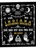 Indiana Witching Society Ouija Sticker