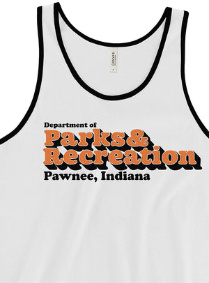 Parks and Recreation Department Ringer Tank