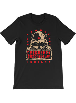 Pawnee Emergency Reponse Team Tee - United State of Indiana: Indiana-Made T-Shirts and Gifts