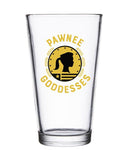 Pawnee Goddesses Pint Glass