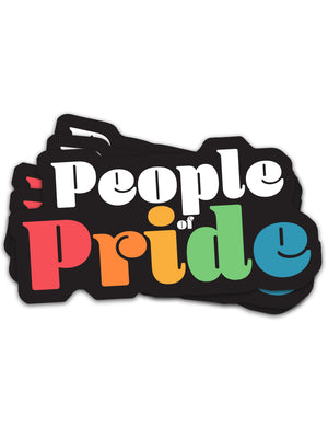 People of Pride Sticker