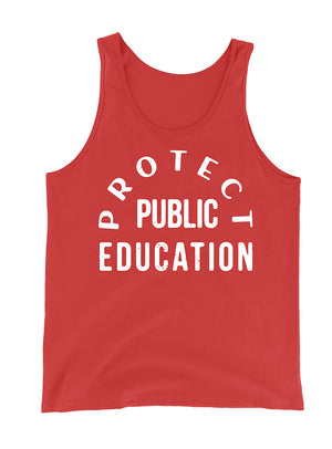 Protect Public Education Tank