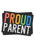 Proud Parent Sticker