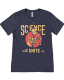 Science Will Unite Us Tee