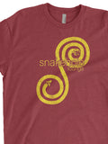 Snakehole Lounge Unisex Tee - United State of Indiana: Indiana-Made T-Shirts and Gifts