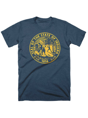 Indiana State Seal Tee
