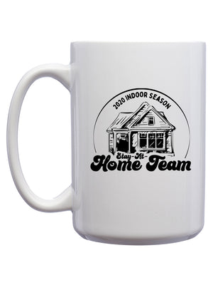 Stay At Home Team Mug
