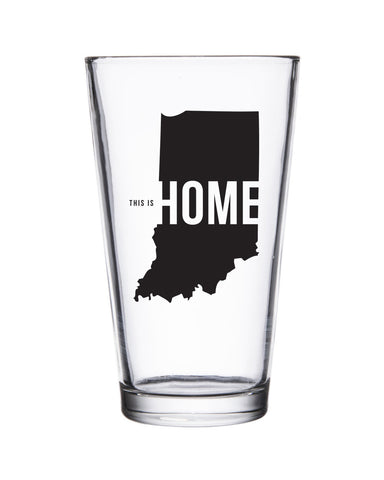 This is Home Pint Glass