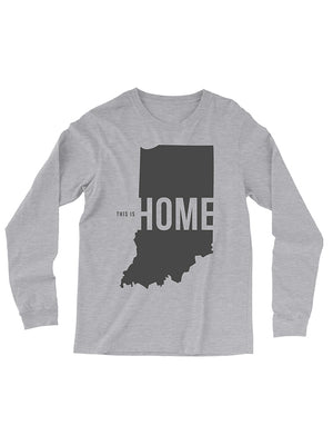 This is Home Long Sleeve Tee