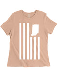 USI Flag Women's Tee