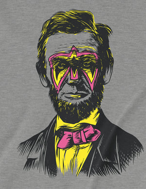 Ultimate Lincoln Tee - United State of Indiana: Indiana-Made T-Shirts and Gifts