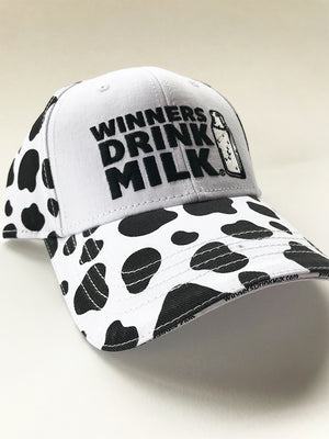 Winners Drink Milk® Cap - United State of Indiana: Indiana-Made T-Shirts and Gifts