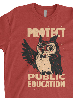 Wise Owl Tee - United State of Indiana: Indiana-Made T-Shirts and Gifts