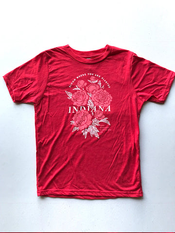 IN Bloom Youth Tee
